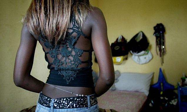slum prostitutes