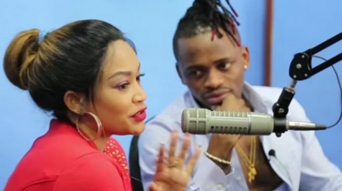 I LOVED DIAMOND BUT HE DISRESPECTED ME:Zari Reveals How She Reached