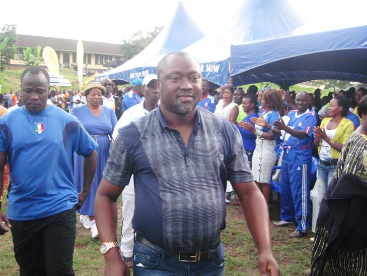 SC Villa president, Emmanuel Ben Misagga wants another term in August