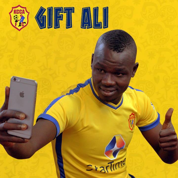 Gift Ali