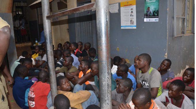 Ekikwekweeto mu Kampala