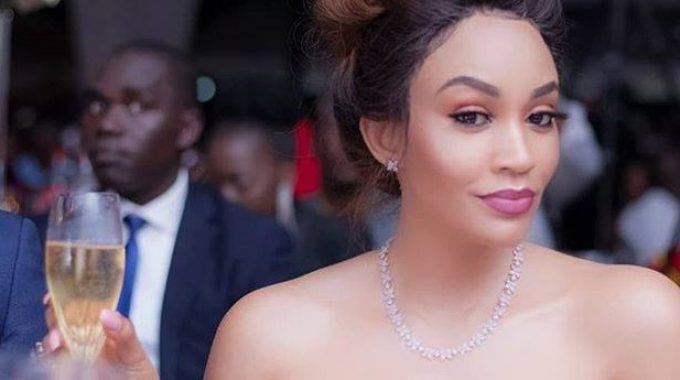 Wise Zari Declares Her 'Feelings',Love And Support For Mr P