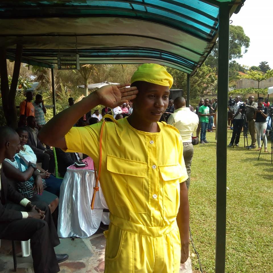 Abavubuka ba NRM mu Kampala