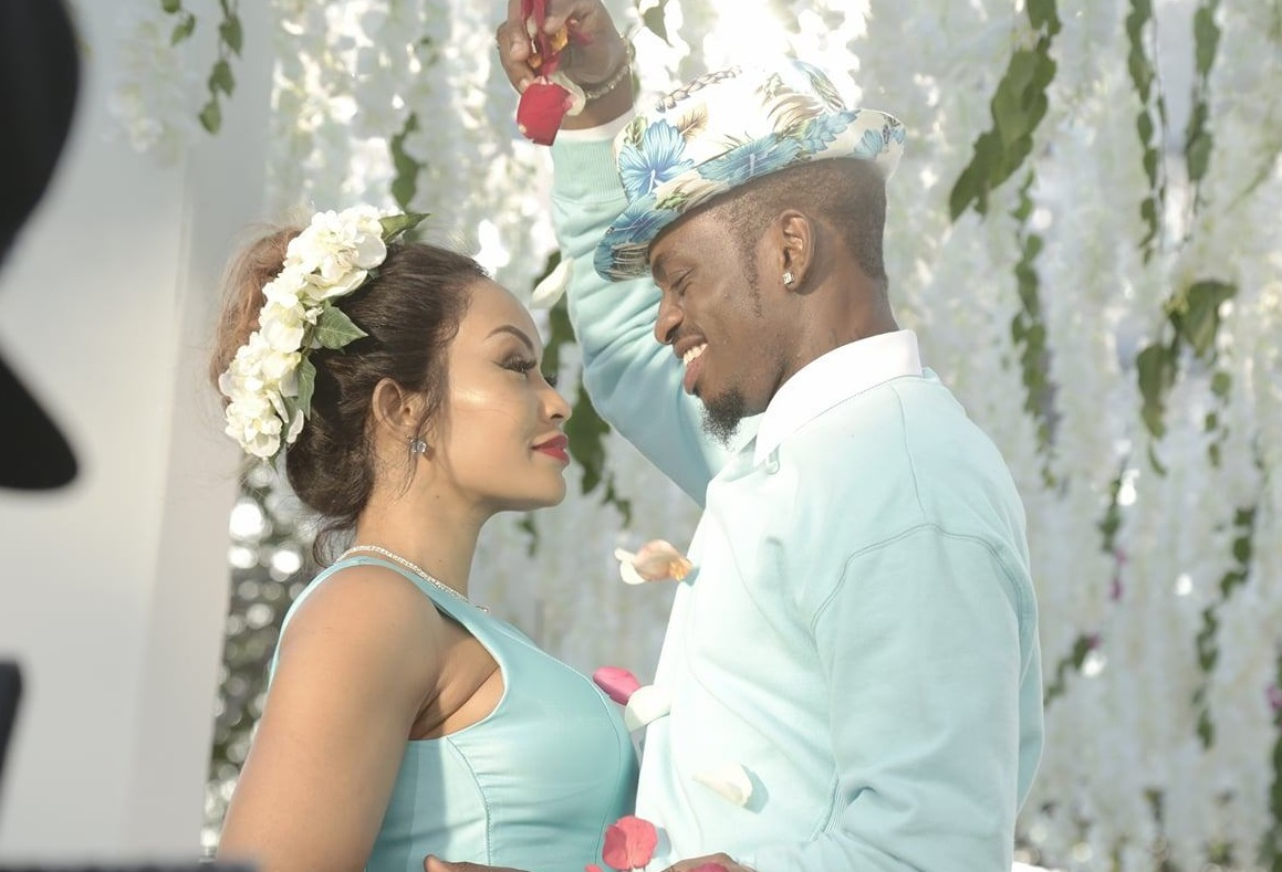 Image result for diamond platnumz interview about zari