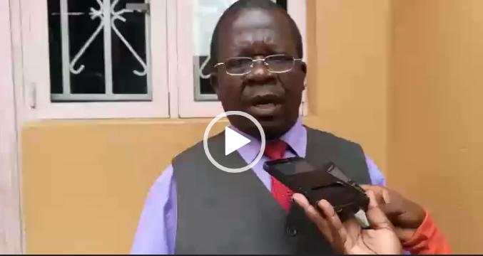 Andrew Benon Kibuuka