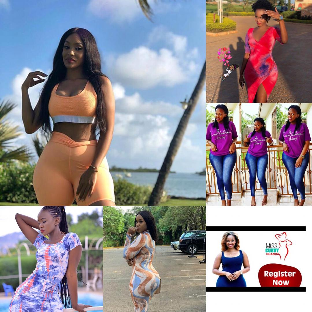 9050b1cc9d5904 QUEENS OF CURVES. PLEASE DON'T GET WET; Forget About The Ladies In The Miss  Curvy Uganda Contest. Here Are The Youngest Unpopular Women With Sexiest  Curves ...