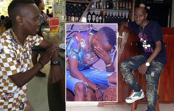 Kano Kamanyiro Oba? MC Kats Finally Reveals The Guy Sweating On Top