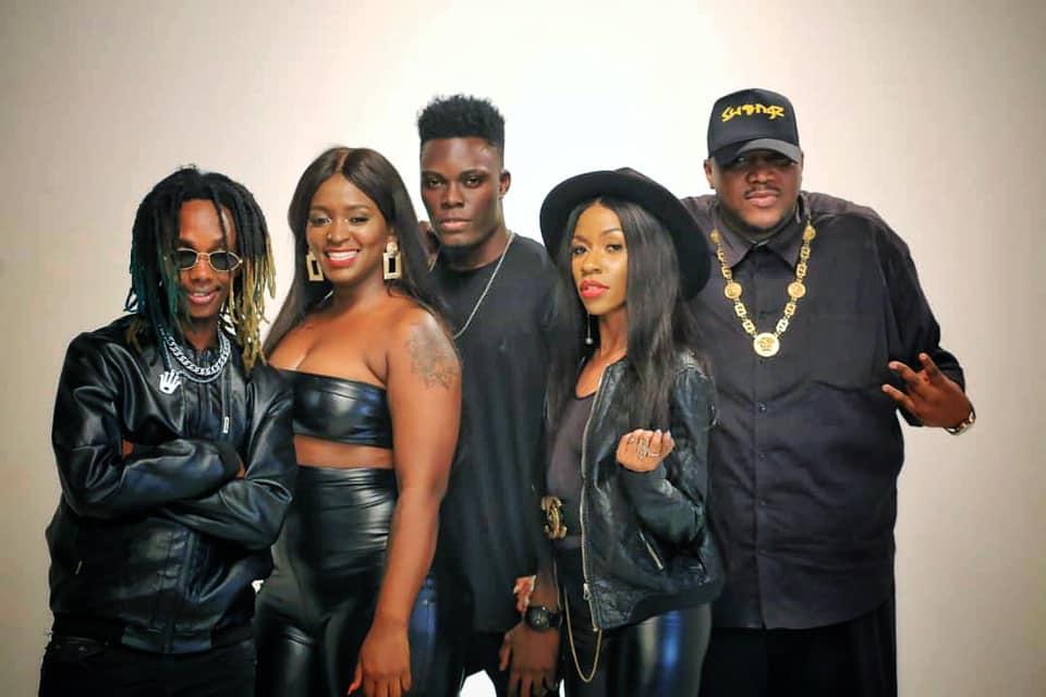 Amaaso(Urban Remix) - Vinka,Winni Nwagi,The Mith,Ffeffe Bussi,DJ Harold