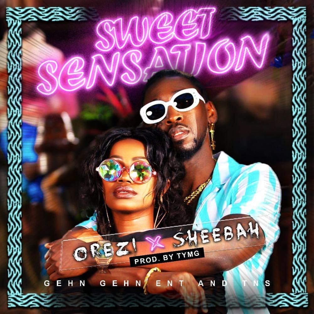 Sweet Sensation - Sheebah ft Orezi