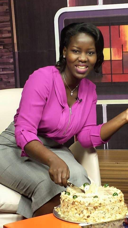 Faridah Nakazibwe ku mazalibwa ge - Galaxy FM 100.2