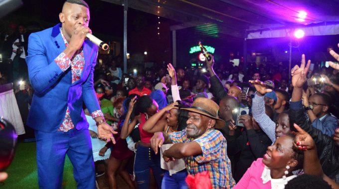 OWAKABI! Dr. Jose Chameleon Unleashes Fire At Champion Video Premiere –  Resurrects Dead Papa Cidy - Galaxy FM 100.2