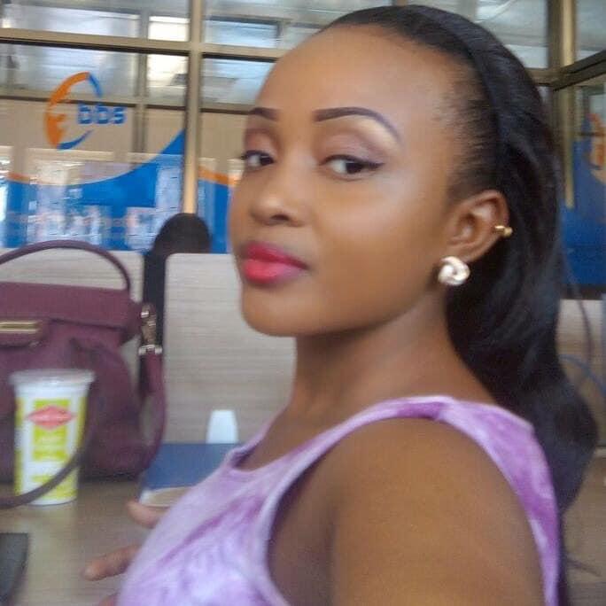 EXCLUSIVE: BBS TV Presenter Bahati Pascalines Nude