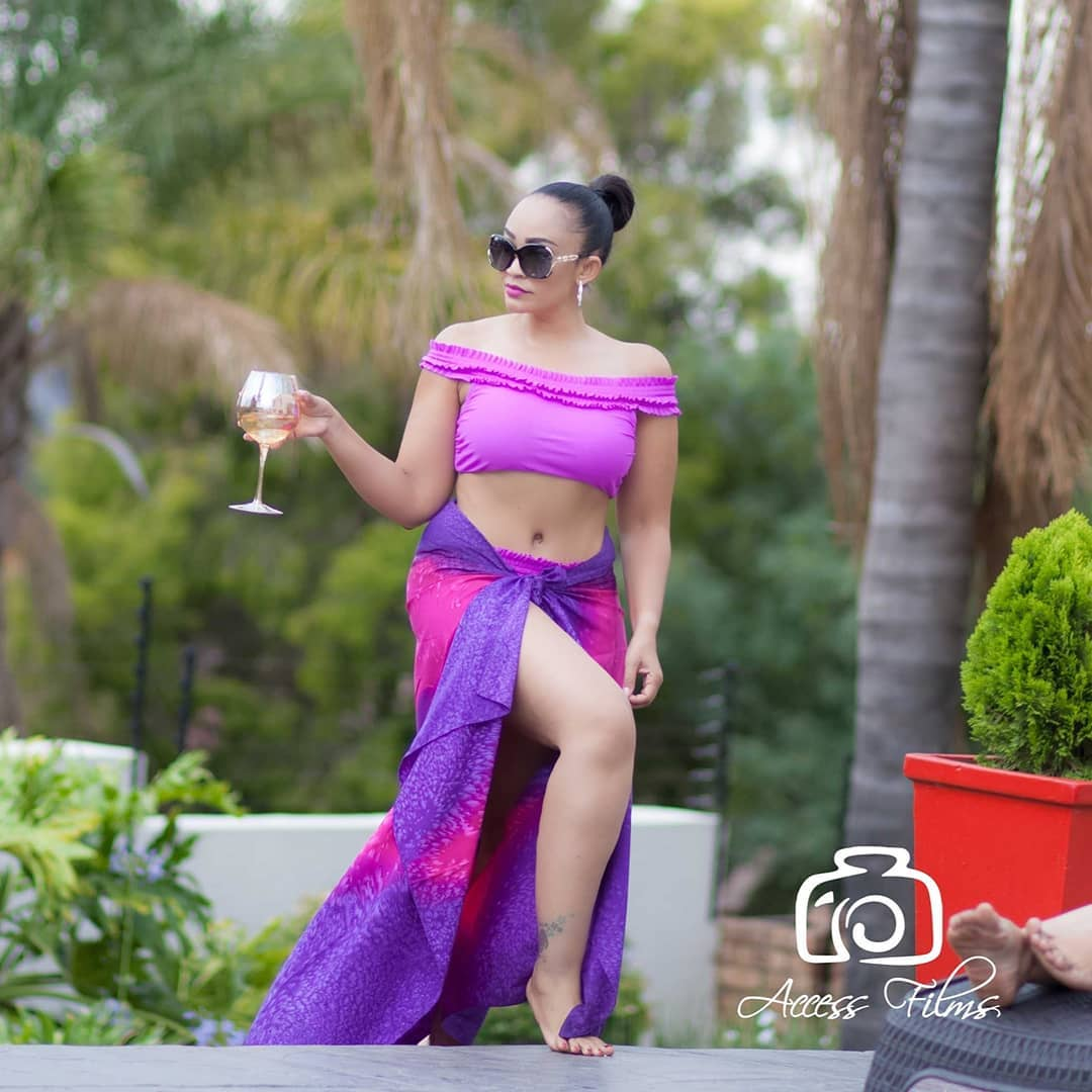 Zari says she is more sexier than Totto