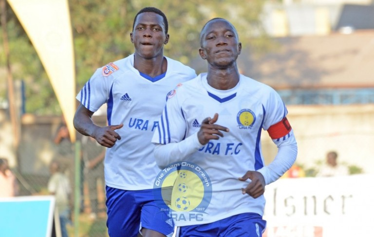 SSIMBWA BREAKS KCCA FC VIRGINITY: On song Shafik Kagimu hits ...