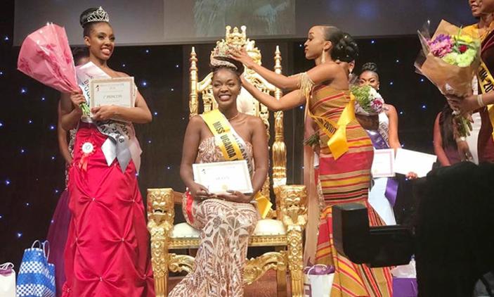 Image result for zari attends miss uganda 2019