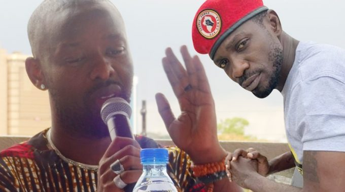 Eddy Kenzo had snubbed People Power