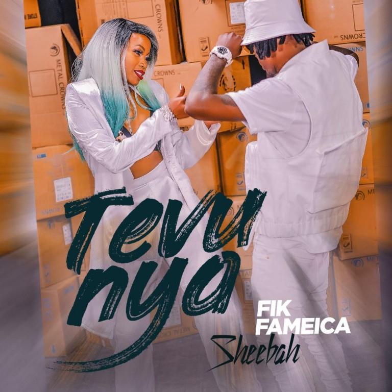 Tevunya - Sheebah ft Fik Fameica
