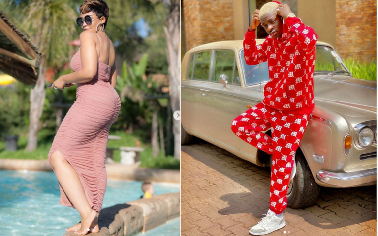 Grenade And Zari Finally Agree On The Day They Will Be Exchanging ...