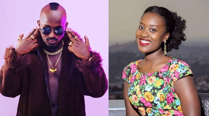 After failing to impress with words, Ykee Benda goes to Bruno K for lessons. Set to sing a song for Martha Kay - Galaxy FM 100.2