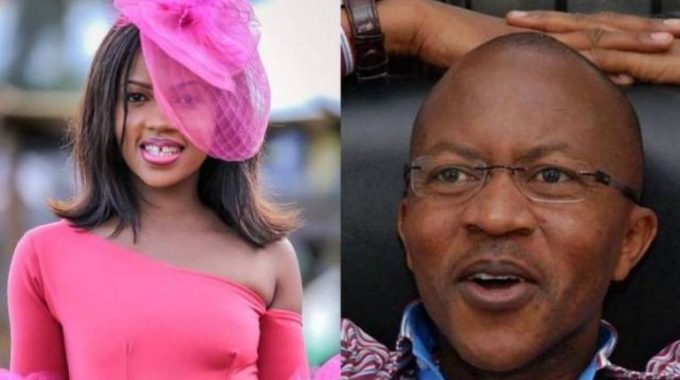 Sheilah Gashumba And Dad Put Shs40M Up For Grab For Any TV ...