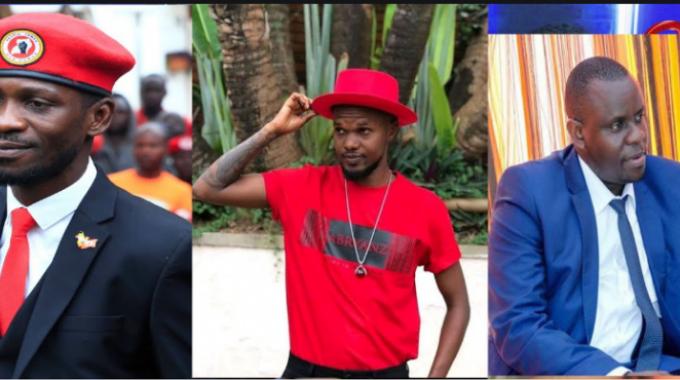 NRM New Recruit Ashburg Kato Continues To Smear Bobi Wine's 2021 ...