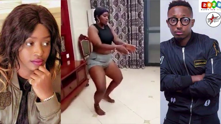 Chozen Blood and Winnie Nwagi