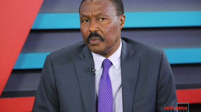 Gen. Muntu has hopes opposition can still thrive during the challenging times of Covid-19 (Photo: Next Media)