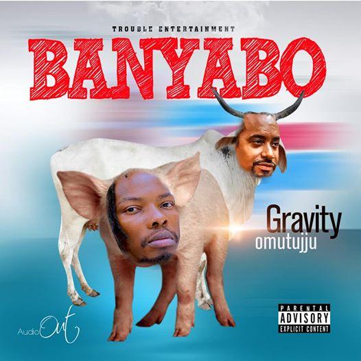 Nyabo - Gravity Omutujju